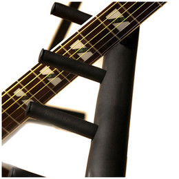 Wholesale guitar chords for sale - Group buy New Way Multi Folding Guitar Rack Stand by Chord For Electric Bass Acoustic