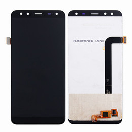 Iphone Film For Digitizer Australia - heap Mobile Phone LCDs ocolor For Leagoo S8 LCD Display+Touch Screen Digitizer Assembly Replacement +Tools +Adhesive +Film For Leagoo S8 ...