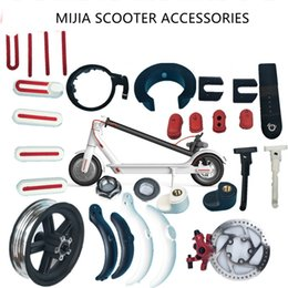 ElEctric sparE parts online shopping - Buy Whole xiaomi scooter spare parts for mijia m365 electric scooter accessories explosion view with