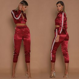 Ribbon Suits NZ - The new 2018 autumn with ribbon lacing suits cultivate one's morality fashion female outfit
