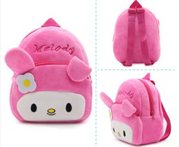 "$enCountryForm.capitalKeyWord NZ - 2018 Feminina Backpack Bags For Cute Moledy Baby Plush Bag Child 3d Schoolbags Anime Pattern 9"" Zipper Travel Gift For"