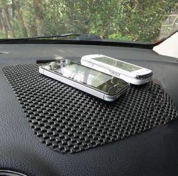 Discount mobile holder car silicon - Anti Slip Mat Car Dashboard Holder Non Slip 19cm*21cm Holder For Mobile Phone For MP3 MP4 PDA Auto Sticky Pad GGA715 100
