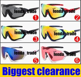 black eye bikes 2019 - Brand flight Cycling sunglasses Men sports cycling goggles half frame Sport Road Bike Cycling Sara glasses MOQ=10pcs 6 o