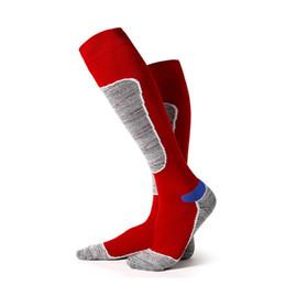 addea094912 Men Winter Thermal Socks Thick Cotton Sports Ski snowboard skiing hiking  socks thermosock
