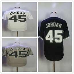 Button downs online shopping - Michael Birmingham Barons Button Down Baseball Jersey White Black Gray Mens Movie Jerseys Stitched Baseball Jerseys