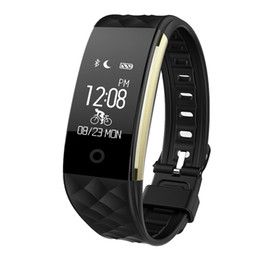 Smart Watch Iphone Android Australia - Heart Rate Monitor Pedometer Cycling Fitness Tracker Smart Bracelet Reminder Smartwatch Watches for Iphone Android