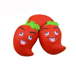 Pepper Toy Australia - Simulation slow rebound toy pepper man PU slow rebound decompression props kids toys