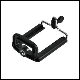 China Universal U Clip Is Used for Self Timer Rod Three Tripod Mobile Phone GPS tripod for iPhone suppliers