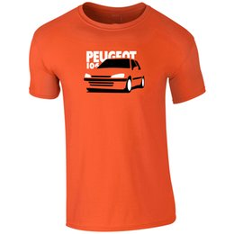 China Mens T-Shirt Peugeot 106 Inspired Gift For Dad, Uncle ETC Cool Casual pride t shirt men Unisex cheap peugeot silver suppliers
