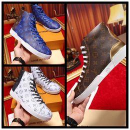 $enCountryForm.capitalKeyWord Canada - 2018 Designer Luxury Casual Brand Superstar Tennis Krasovki Trainers Boots Hip Hop Street Style High Top Shoe For Men Size 38-44
