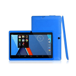 $enCountryForm.capitalKeyWord UK - Android Tablet PC 7 Inch TFT Display HD 1080P Quad Core Dual Camera Tablet Bluetooth Wifi 512M+8G Movies Games Android4.4