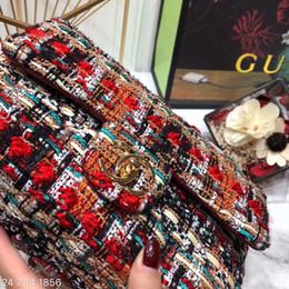 0643763138 bargain price Original luxury famous brand designer Handbags girl Sac à  main knitting bags bag shoulder cross-body handbag Purses 2019 193
