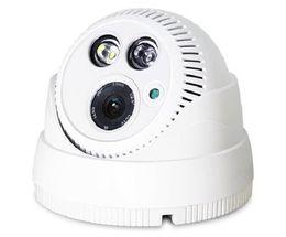 Wireless Dome Cctv Cameras UK - HD 2MP 1080P WIFI IP dome Camera Wireless CCTV Surveillance Home Security Cameras CCTV Wi-Fi Camera TF Card full color