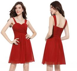 4d2d55d85 Hombro corto vestidos de baile sexy halter gasa azul púrpura cóctel falda  de dama de honor vestidos pequeños Vestidos De Fiesta
