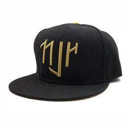 China 2018 Mens Brand Neymar Snapback Caps NJR Hat for Men women Gorras Basketball Chapeu de Sol Bone Masculino Baseball Cap Bones suppliers