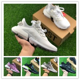 $enCountryForm.capitalKeyWord NZ - Originals POD-S3.1 Designer shoes P.O.D-S3.1 SYSTEM outdoor Sport brand mens Running Shoes Pod S3.1 Triple Black Blue Womens Tennis Sneakers