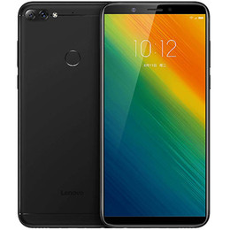 "lenovo k5 note NZ - Original Lenovo K5 Note 4G LTE Cell Phone 4GB RAM 64GB ROM Snapdragon 450 Octa Core Android 6.0"" Full Screen 16MP Face ID Smart Mobile Phone"