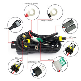 Hid Relay Wiring Harness Online Shopping | Hid Relay Wiring ... on