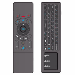 Discount htpc laptop - T6 Air mouse with Wireless Keyboard & touchpad Remote Control for SmartTV Android TV Box mini PC HTPC Projector