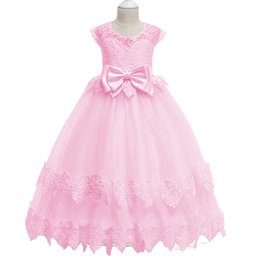$enCountryForm.capitalKeyWord UK - lace flower girl dress children clothing child girl fringe lace dress child white dress girl dance princess party gown flower tutu clothes
