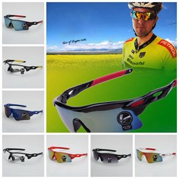 12 inch bicycle online shopping - Cycling Eyewear Outdoor Sunglasses UV400 Bike Cycling Glasses Bicycle Sports Sun Glasses Riding Goggles Colors OOA4759