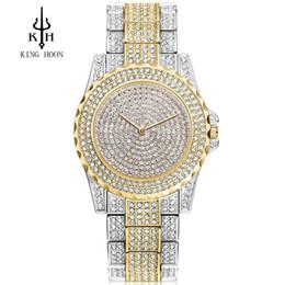 6c0b4821ae88 2016 recién llegado de lujo de las mujeres relojes Rhinestone Crystal reloj  de pulsera Lady Dress reloj de los hombres de lujo analógico relojes de  cuarzo ...