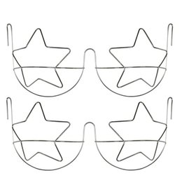 73c6be8e37186 Newest Carnival bra decoration stainless steel wire frame samba bra  stainless steel wire frame bra for Carnival ornament