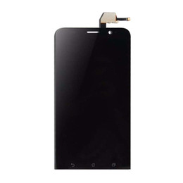 Asus Digitizer Replacement UK - LCD Display Screen Digitizer for 5.5'' Asus Zenfone 2 ZE551ML Assembly No Frame Replacement Black