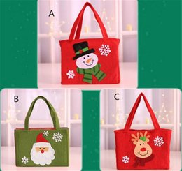 Desk Accessories & Organizer 100pcs Hot Cute Xmas Chirstmas Snowman Print Candy Cookies Cake Package Bags Holder Bags Stationery Stationery Holder