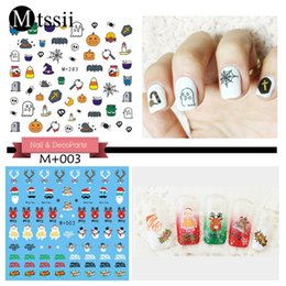 05eea19ad4 Nail Art Water Decals Christmas Online Shopping   Nail Art Water ...