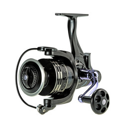 Bait Systems Australia - COONOR 11+1BB Spinning Fishing Reel GT4:7:1 Right Left Handle Dual Brake System Carp Fishing Tackle Carretilha de pesca C18110601