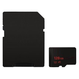 Chinese  100% Real original capacity Class 10 64GB 32GB 16GB 8GB 4GB 2GB MicroSD Card TF Memory Card C10 Flash SD Adapter manufacturers