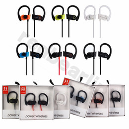 Discount wireless headphones mic for phone - Bluetooth G5 Earphone Stereo Sport Wireless Headphones Headset Earbud With Mic and Retail box For iphone samsung android