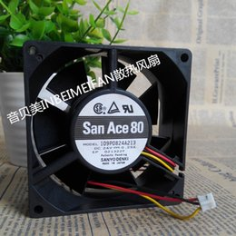 $enCountryForm.capitalKeyWord Australia - Original Sanyo 109P0824H213 24V 0.09A 8CM 8032 80*80*32MM UPS frequency converter fan