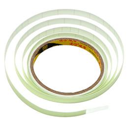 Windshield Warning sticker online shopping - Self adhesive Luminous Tape DIY Glow In Dark Warning Tape Night Vision Car Sticker Car styling mm m