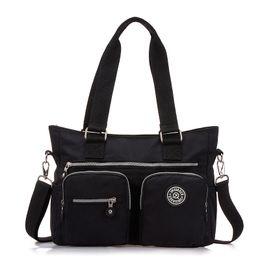 JINQIAOER Women Messenger Bag Ladies Crossbody Bags For Women Waterproof  handbags Nylon Large Shoulder Bag Female Bolsa Feminina Y18102604 395f48ccd80b4