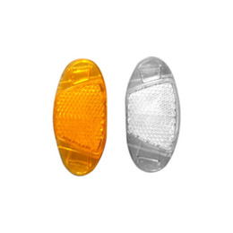 EquipmEnt accEssoriEs online shopping - Bicycle Spoke Reflector Warning Light Safe Wheel Rim Reflective MTB Spoke Lamp Protection Bike Accessories Camping Equipment ct bb
