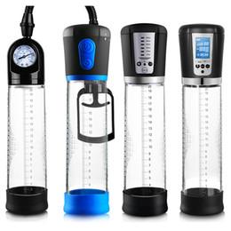 $enCountryForm.capitalKeyWord NZ - New 7 Models Male Vacuum Penis Pump Phallus Enlargement Extensions Device Penis Extender Sex Products Pumps & Enlargers for Men B2-4-2