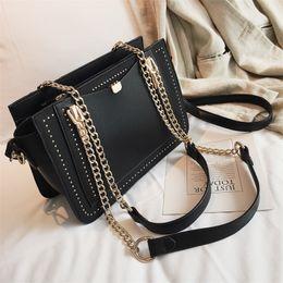 best european phones 2019 - Best selling autumn new handbag fashion chain handbags trend tote bag ladies Messenger shoulder bag discount best europe
