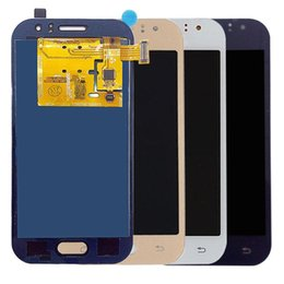 SamSung galaxy ace diSplay online shopping - TFT LCD For Samsung Galaxy J1 Ace J110 SM J110F J110H LCD Screen Display Touch Digitizer with Brightness Adjustment J110 LCD