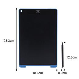 8.5 дюймов ЖК-планшет цифровой цифровой портативный рисунок планшет почерк колодки электронная доска таблетки для взрослых дети дети DHL