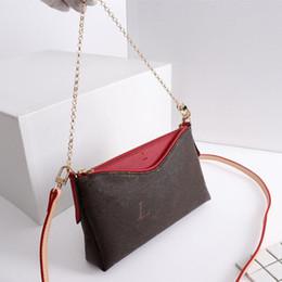 d978536891 PALLAS CLUTH sac à main de marque de luxe femmes Sacs à bandoulière Mode  designer français sac 4 couleur taille 23x13x5 cm modèle 4163801