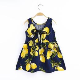919f35a9fdd7 Short Summer Dresses Teen Girls UK - Kids Teens Sleeves Cotton Dress  Clothes Summer Vestidos Baby
