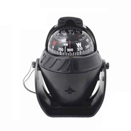 Boat Parts & Accessories Loyal Led Boat Navigation Compass For Marine Sail Ship Vehicle Car White Electronic