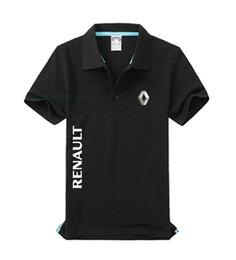 renault man 2018 - Custom Renault logo shirt design customized high quality uniform for company logo work wear cheap renault man