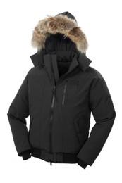 VelVet high waist shorts online shopping - Goose Borden Bomber Men Parka Fashion Waist Down Jacket White Goose Down Breathable Warm Hooded Jacket