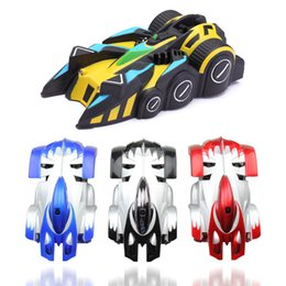 $enCountryForm.capitalKeyWord Canada - New RC Wall Climbing Car Remote Control Anti Gravity Ceiling Racing Car Electric Toy Machine Auto Gift for Children