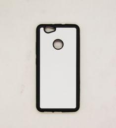 $enCountryForm.capitalKeyWord Australia - 2D Sublimation Silicon Case For Huawei Nova2 Nova 2 2 plus 2s Enjoy 7S 7 PLUS Y560 Y360 TPU+PC Rubber soft Blank Heat transfer Phone Cover