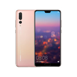"Wholesale Original Huawei P20 4G LTE Cell Phone 6GB RAM 64GB 128GB ROM Kirin 970 Octa Core Android 5.8"" Full Screen 24.0MP AI NFC Face ID Fingerprint 3400mAh Smart Mobile Phone"