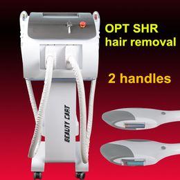 Ipl Hair Skin Australia - OPT SHR professional laser hair removal machine Elight skin rejuvenation Pigmentation Therapy IPL SHR laser machine